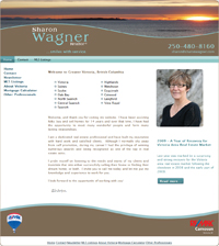 Sharon Wagner's site